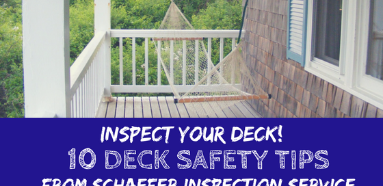 DECK inspection blog title graphic