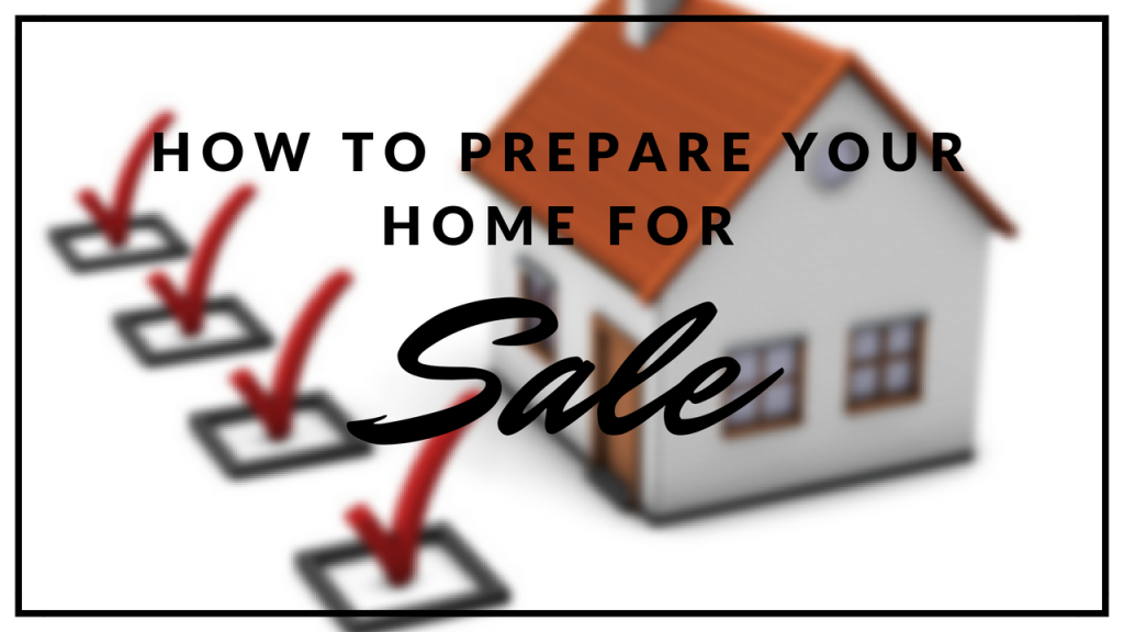 Prep Home for Sale